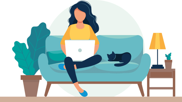 Working From Home With Technology: The Stress and How To Get Around It