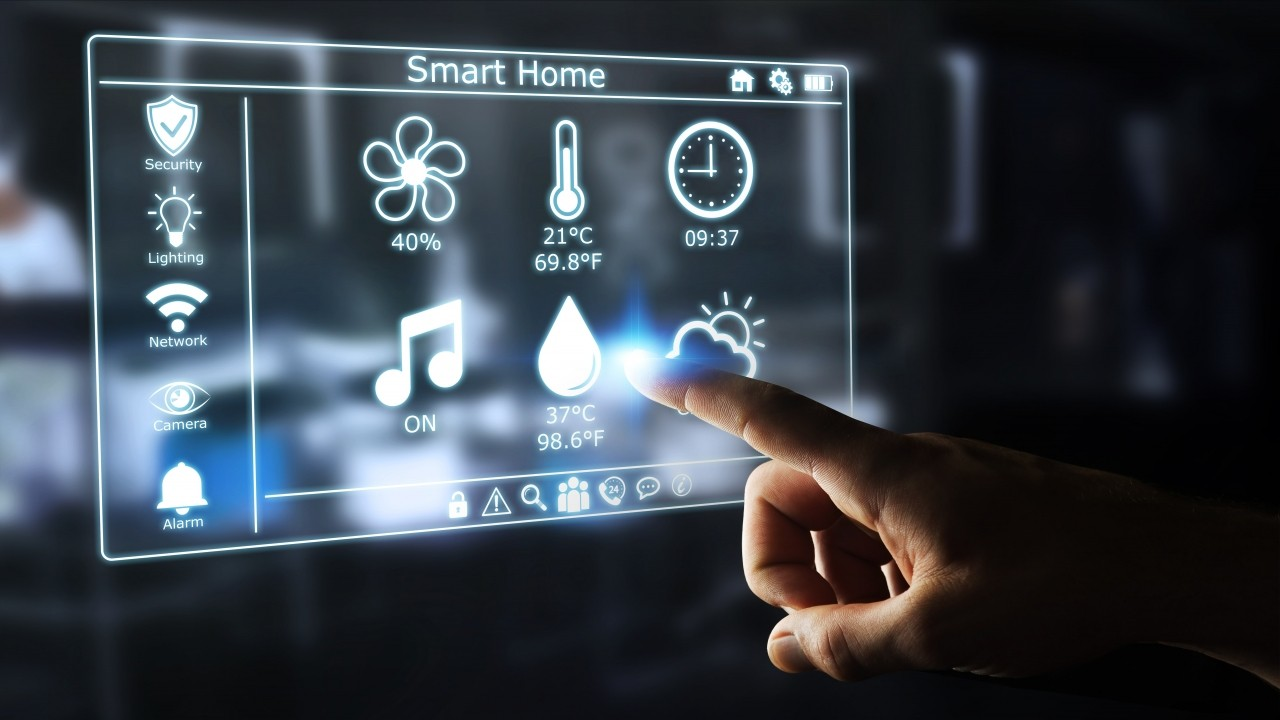 Intelligent Home Technologies You Can Control Virtually
